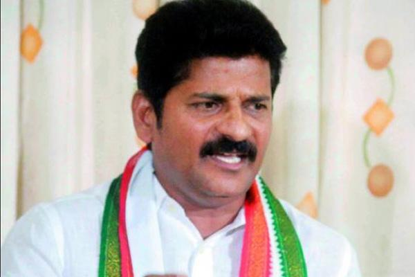 Revanth reddy commented over kcr - Sakshi