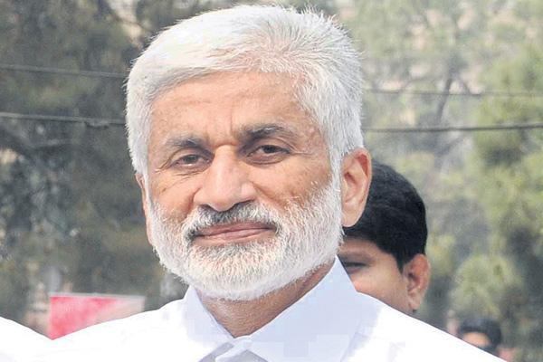 Vijay Sai Reddy commented over Chandrababu Naidu - Sakshi