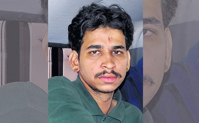 Terrorist Sameer In hyderabad - Sakshi