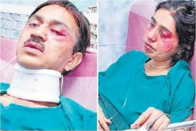 Mathrubhumi news editor and wife brutally assaulted in house robbery in Kerala - Sakshi