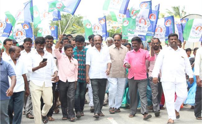 Y Visweswara Reddy Slams Chandrababu Naidu - Sakshi