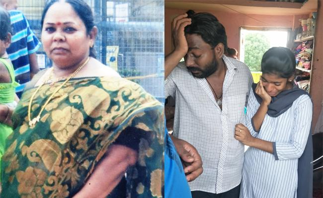 Single Woman Murdered In Krishna - Sakshi