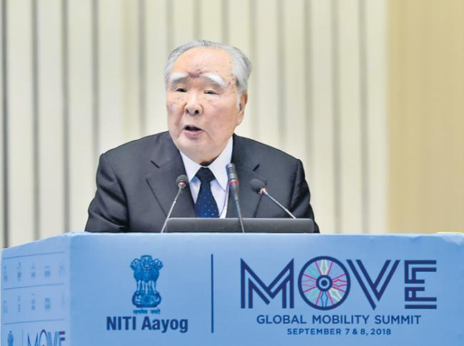 Suzuki to test EVs in India - Sakshi