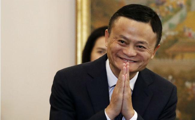 Alibaba Jack Ma to retire - Sakshi