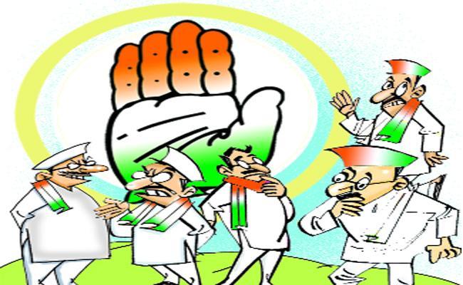 Telangana Congress Party High Tension In Nalgonda - Sakshi