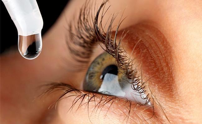 Eye Drops Sales Boom In India - Sakshi