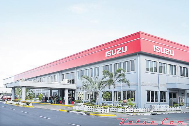 Isuzu Motors Opens New Outlet in Andhra Pradesh - Sakshi