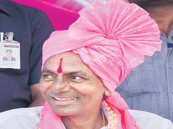 KCR Comments about Early Elections with TRS Leaders and activists - Sakshi