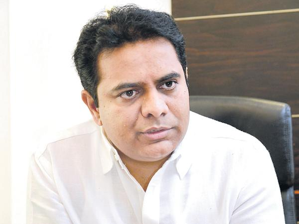 KTR Comments on Congress and TDP alliances - Sakshi