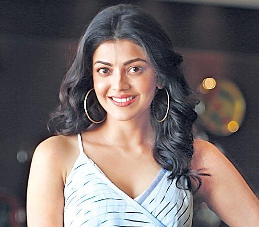 Kajal Agarwal Confirmed For Bellamkonda Sai Srinivas - Sakshi