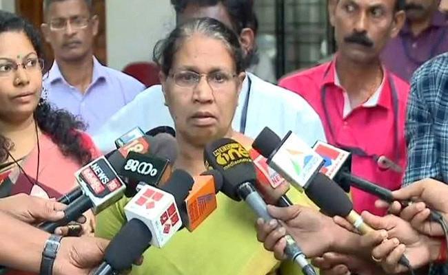 Kerala Women's Panel Chief SaysMistakes Happen On MLA Accused Of Sex Abuse - Sakshi