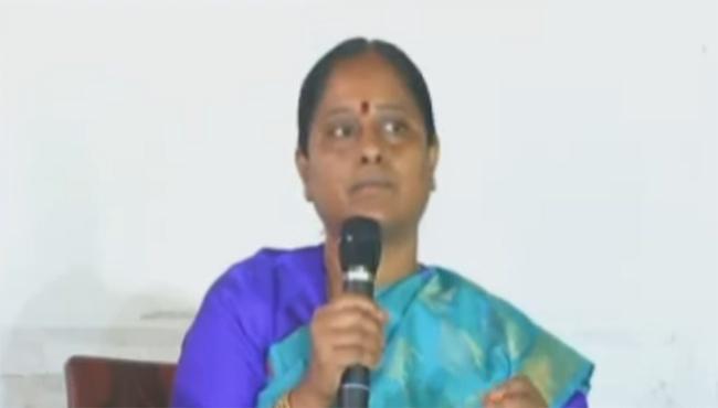 Konda Surekha Says Telangana Is Not Kalvakuntla Home - Sakshi