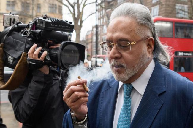 Vijay Mallya Was Asked When He Will Return To India - Sakshi