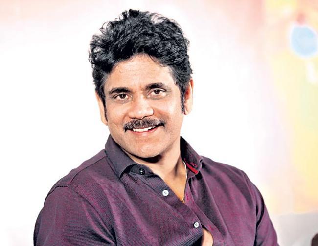 Director Dhanush ropes in Nagarjuna, Sarathkumar and Aditi Rao Hydari for next film - Sakshi