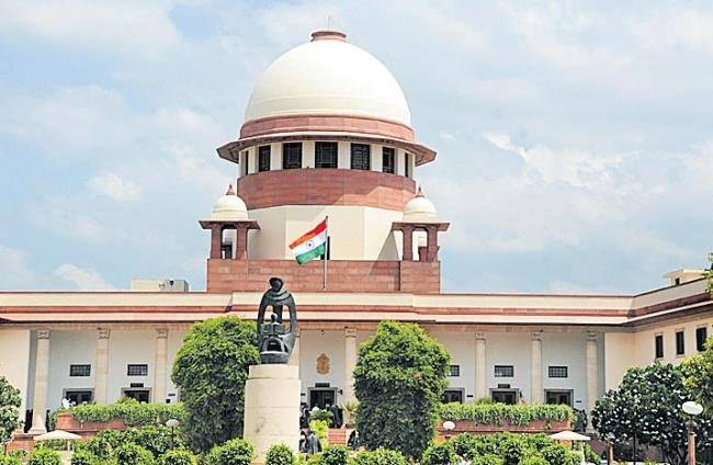 SC imposes Rs 1 lakh cost on nine states, Rs 5 lakh on Haryana - Sakshi