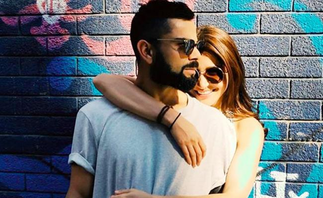 Anushka Sharma Says I Am Married to the Greatest Man in the World - Sakshi