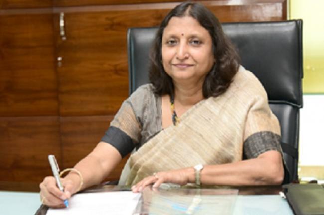Anshula Kant appointed new SBI MD - Sakshi