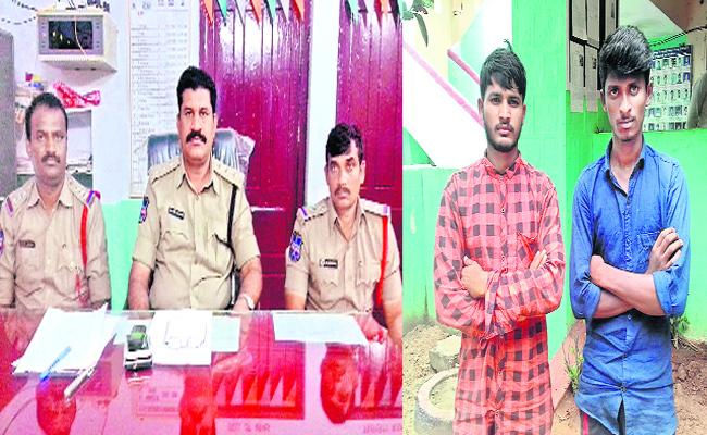Man Killed His Younger Brother For Property In Warangal - Sakshi