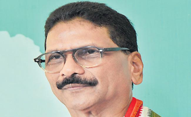 Marri Shashidhar Reddy Fires On KCR - Sakshi