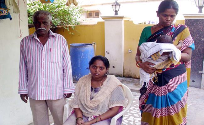 Postpartum allegation In PSR Nellore - Sakshi