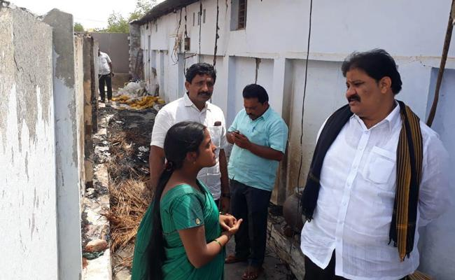 MLA Rachamallu Siva Prasad Reddy Guaranteed To poor Family - Sakshi