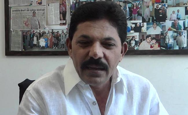 Ramesh Rathod Contest As Independent From Khanapur - Sakshi