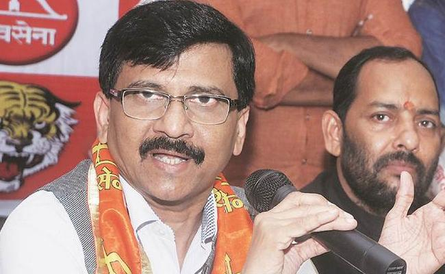Sanjay Raut  Says India Must Respond With Bullets - Sakshi