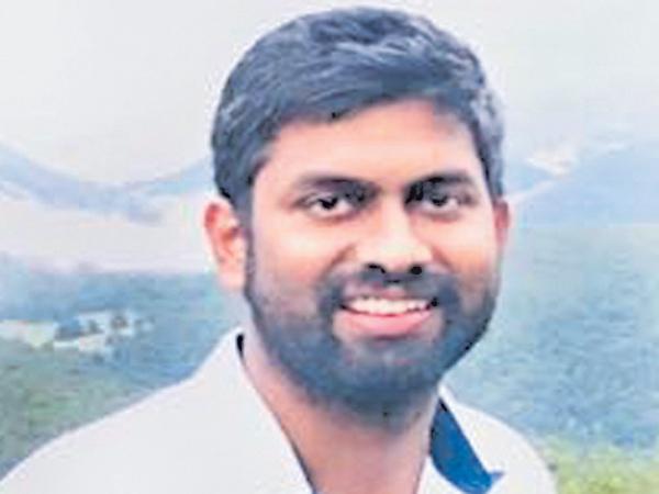 Tenali Man killed at America - Sakshi