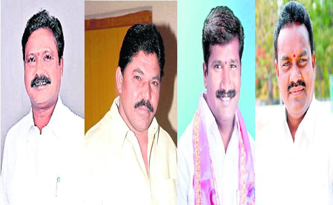 Adilabad TRS Leaders Trying To Get MLA Tickets - Sakshi