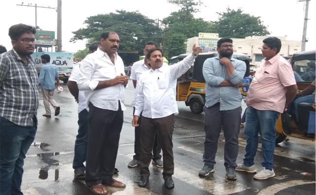 Today YS Jagan Praja Sankalpa Yatra Entry in Visakhapatnam - Sakshi