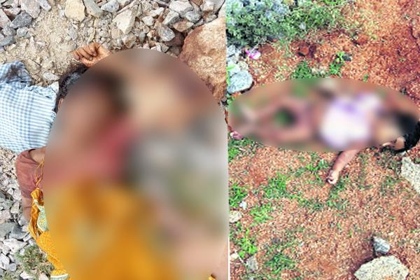 Two Brutally Murdered in Anantapur District - Sakshi