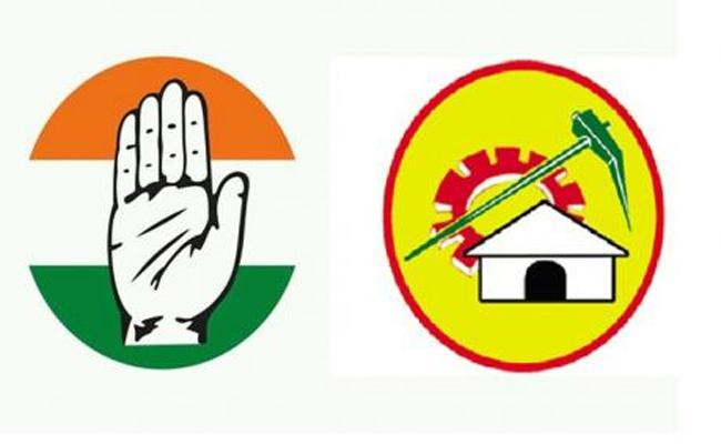 Telangana Early Elections TDP Alliance With Congress - Sakshi