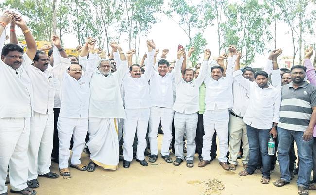 KCR MLA Candidates Announced Rangareddy - Sakshi