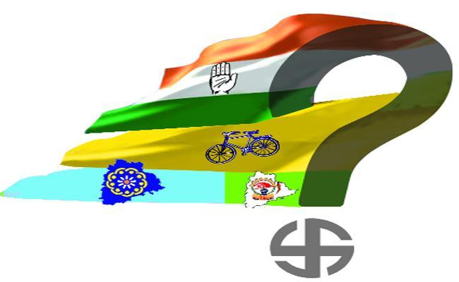 TDP Alliance With Congress In Telangana - Sakshi