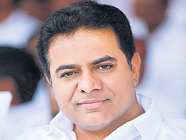 KTR Comments on Congress leader Digvijaya Singh - Sakshi