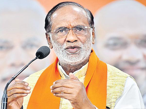 K Laxman comments on election campaign - Sakshi