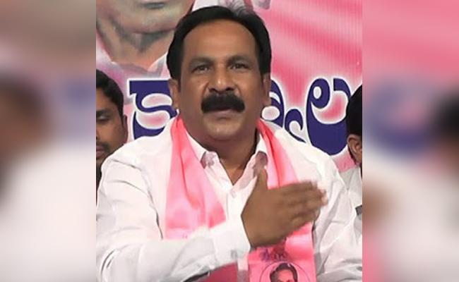 Takkellapalli Ravinder Rao Sensational Comments On TRS - Sakshi