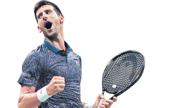 Novak Djokovic vs Juan Martin del Potro, US Open 2018 final - Sakshi
