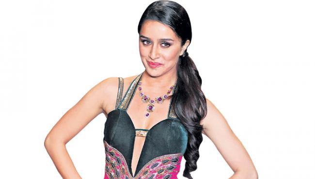 Special chit chat with shraddha kapoor - Sakshi