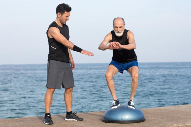 Daily Exercise Reversed Alzheimers symptoms - Sakshi
