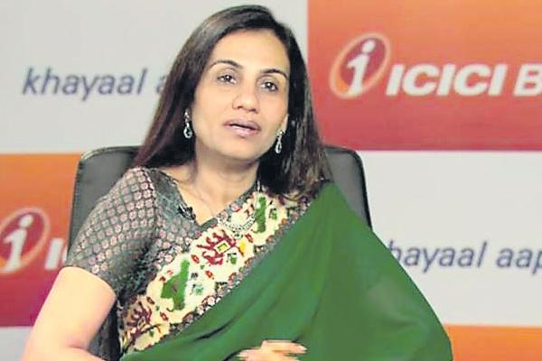 Sebi may summon ICICI Bank CEO Chanda Kochhar soon - Sakshi