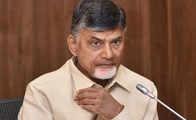 Chandrababu Emergency Meeting With TDP Senior Leaders - Sakshi
