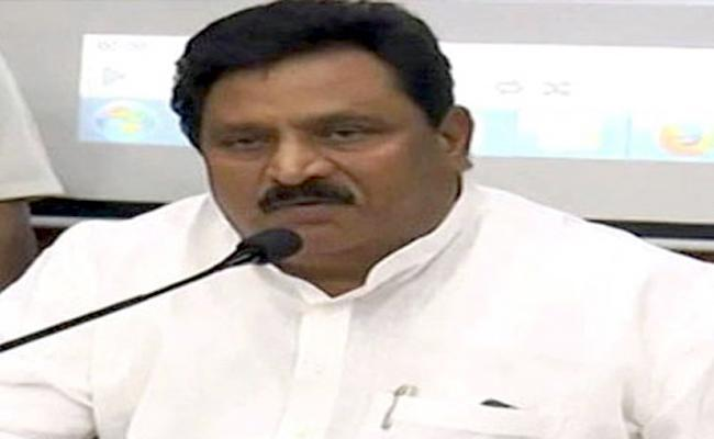 AP Deputy CM Chinarajappa No Alliances With Congress In AP - Sakshi