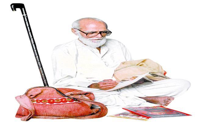 Kaloji Narayana Rao Birthday Celebrations Telangana - Sakshi