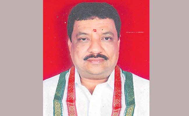 Nadishwargoud May Join In Congress, Speculation In Party Cadre - Sakshi