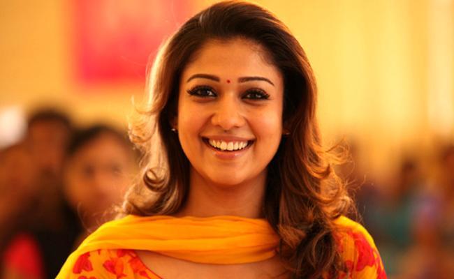 Fans praises actress Nayanatara - Sakshi