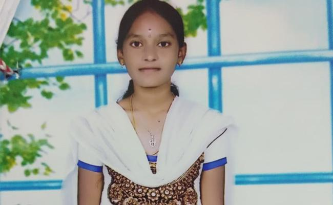 young woman committed suicide with pressure - Sakshi