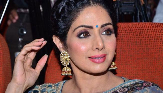 Switzerland To Install A Statue Of Sridevi - Sakshi