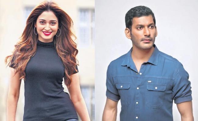 Tamannaah Bhatia to play leading lady in Sundar C's next Tamil film - Sakshi