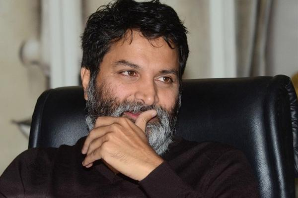 Special chit chat with director trivikram - Sakshi